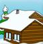 圣诞小屋逃生