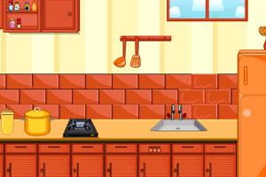 逃离古典厨房