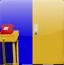 密室脱逃之天蓝色房间
