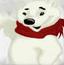 北极熊远足