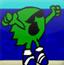 小绿人大冒险4