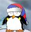 贪吃的企鹅