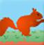 小松鼠吃栗子冒险