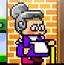 街道老奶奶