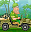 吉普车丛林冒险