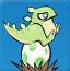 小恐龙滚蛋蛋