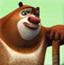 熊大绝地反击