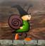 万圣节蜗牛吃绿宝石