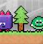 小绿怪探险