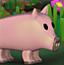 采蘑菇的小猪猪