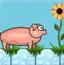 粉色猪历险记