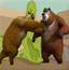 熊大熊二沙漠历险记