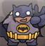 胖胖蝙蝠侠