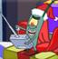 海绵宝宝圣诞礼物争夺战