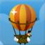 男子热气球环游世界