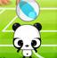 熊猫顶水果