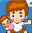 照顾可爱婴儿6