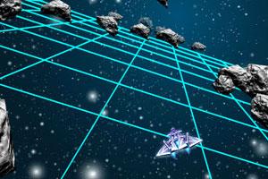 宇宙3D飞船