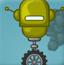 独轮机器人