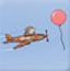 飞机打气球2