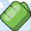 绿色粉碎机