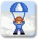 瑞斯比玩跳伞