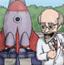 科学家造火箭