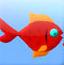 海底世界吞食鱼