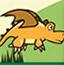 小恐龙飞行记