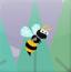小蜜蜂采蜜