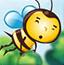 小蜜蜂采蜜汁