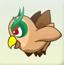 飞奔的小鸟