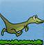 狂暴的小恐龙