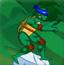 忍者神龟冰山跳跃