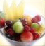 美味水果沙拉拼盘