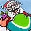圣诞老人投礼品