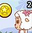 美羊羊接金币2