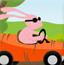 小兔子抓萝卜