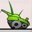 绿小人之消灭机械鱼