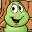 绿色毛毛虫
