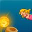 小美人鱼收集金币