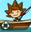 龟仙岛钓鱼