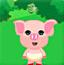 小猪端午吃粽子