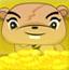 贪金币鼹鼠