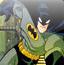 蝙蝠侠碎大石