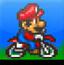 马里奥骑摩托