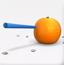 橙子发射飞镖