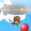 小猴子热气球之旅