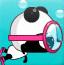 熊猫海底清洁