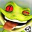 青蛙飞行滑翔
